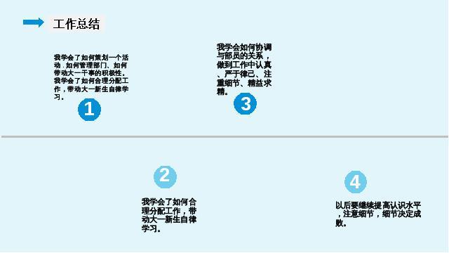 开学初情况汇报_院学生会学习部2018-2019学年度第一学期述职报告